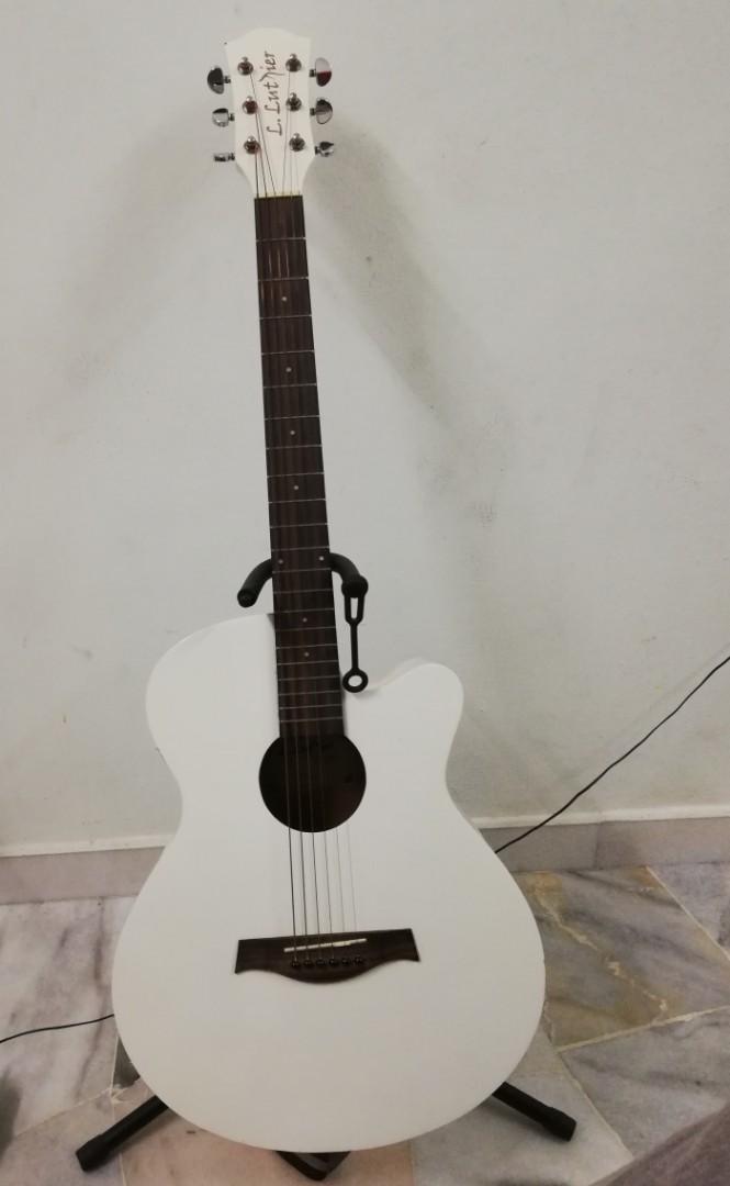 L. Luthier acoustic guitar
