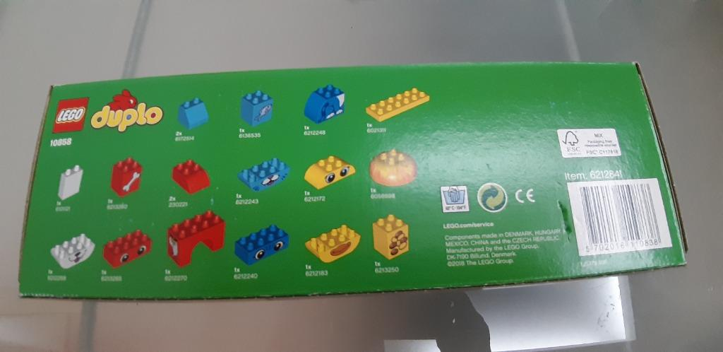 LEGO DUPLO My First My First Puzzle Pets