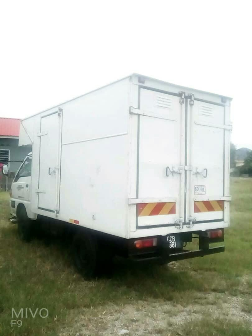 Lorry inokom