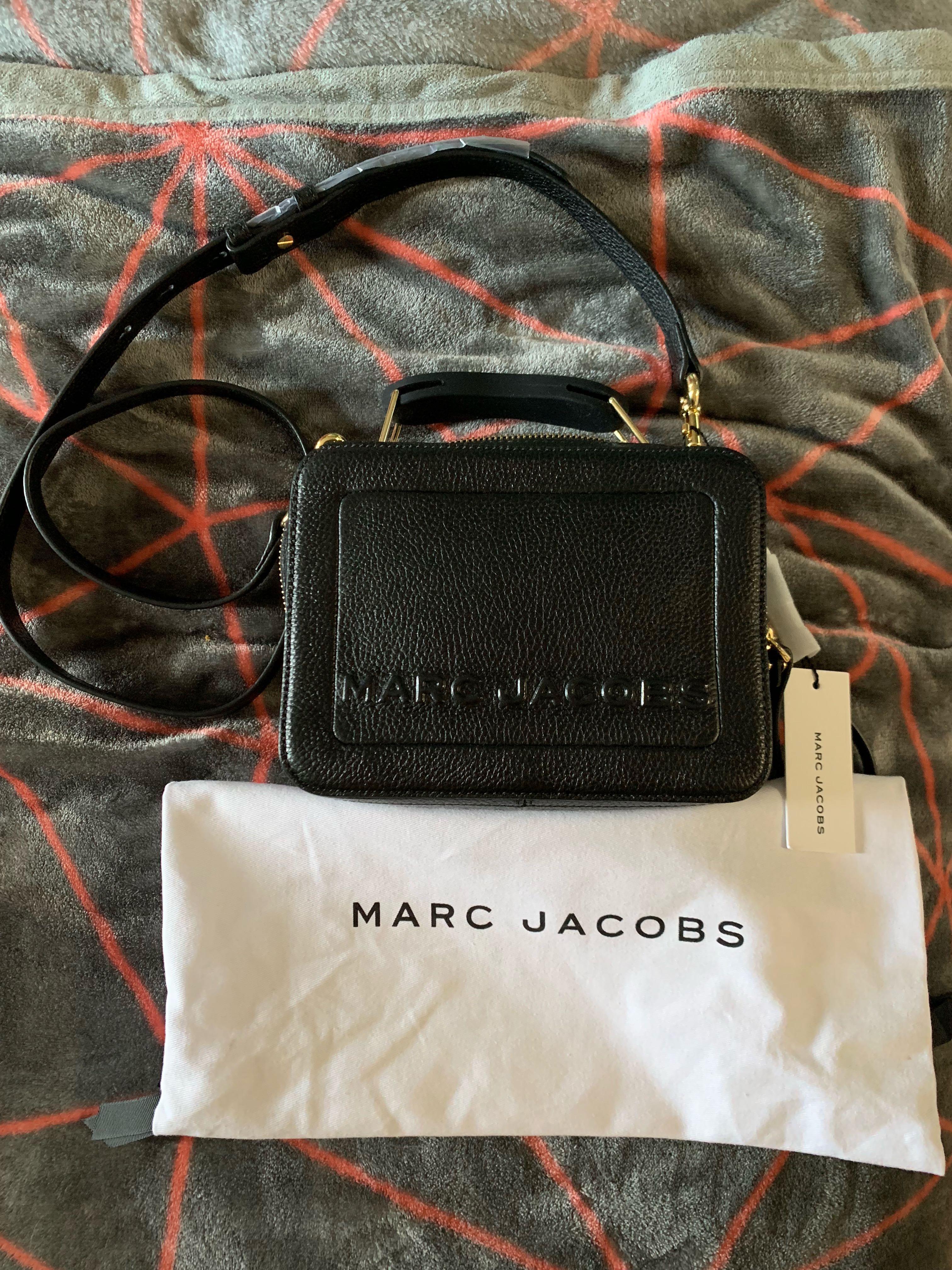 Marc Jacobs Mini Box Bog