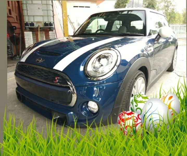 MINI Cooper S 2.0Turbo 2Doo Recon2017 on the road price RM183,888.88💟📱0⃣1⃣6⃣6⃣0⃣8⃣3⃣2⃣2⃣3⃣