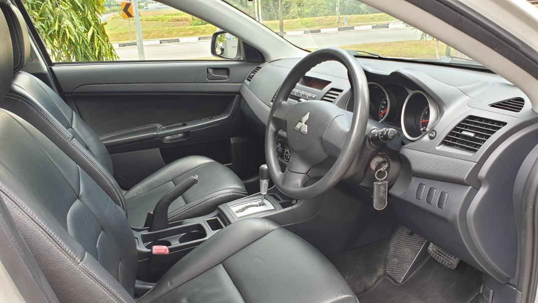 Mitsubishi Lancer EX 1.5A GLX Auto