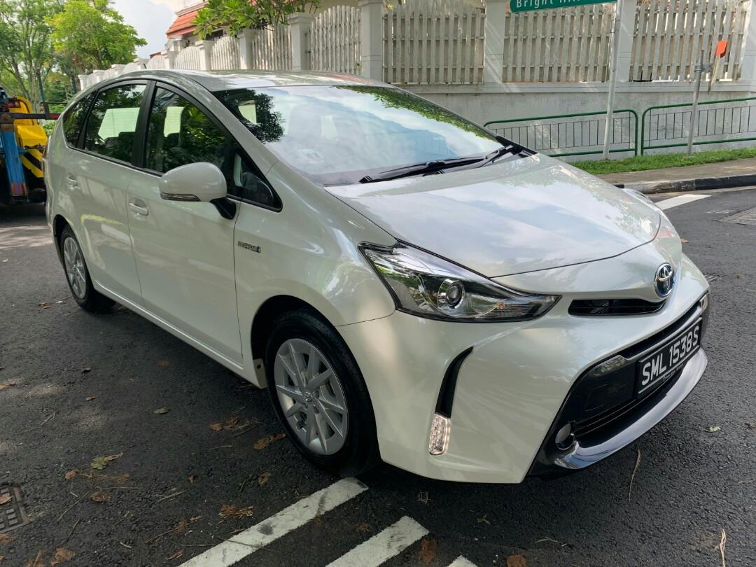 New Toyota Prius Plus
