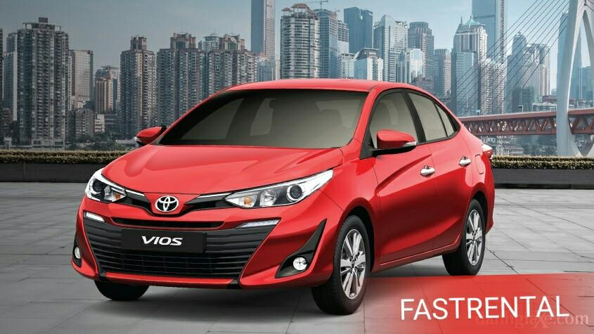 New Toyota Vios 2019