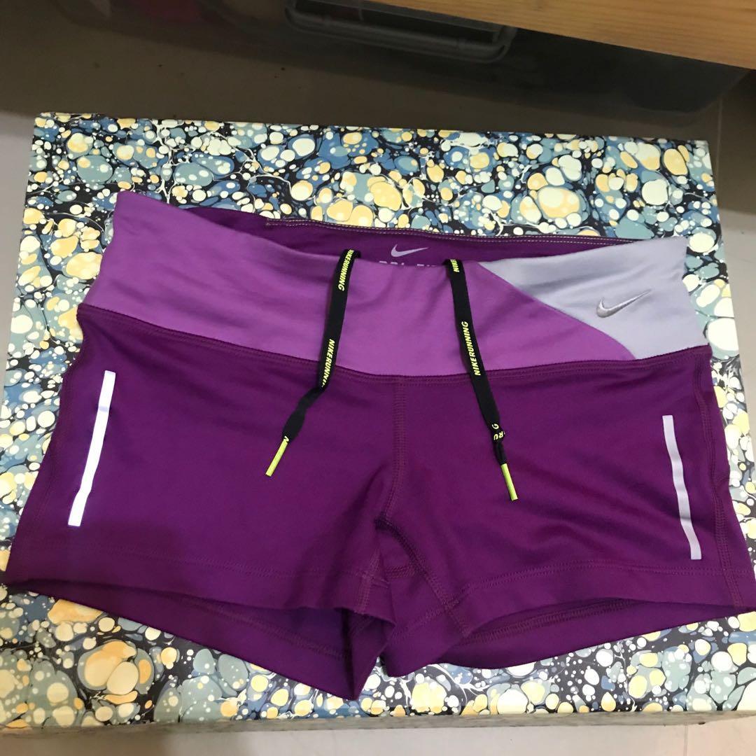 Nike DRI FIT 運動褲 size: XS