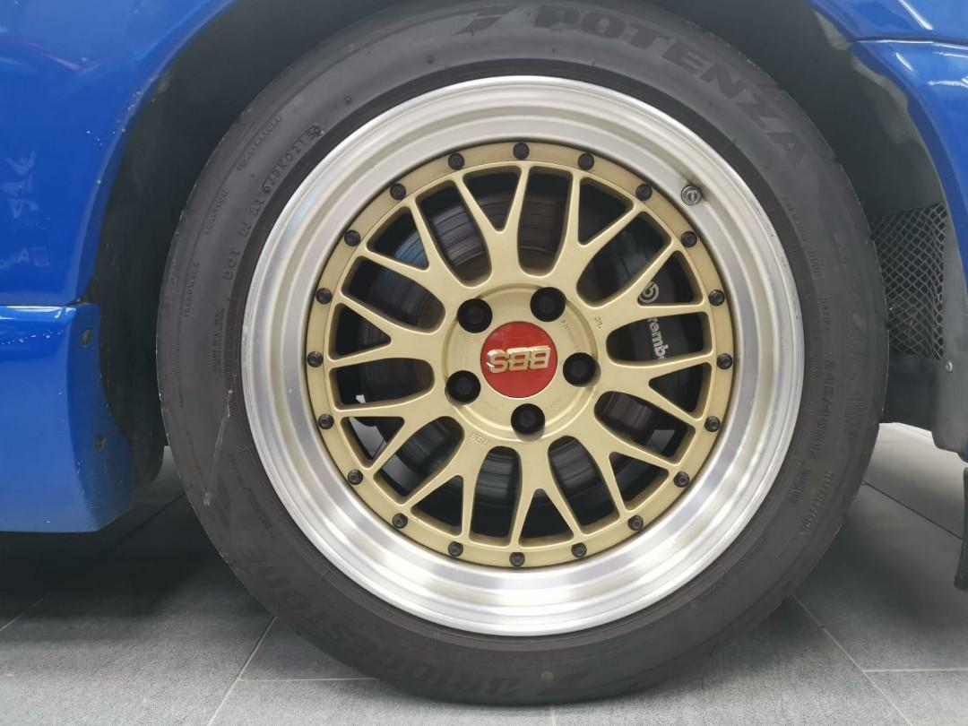 NISSAN SKYLINE R33 LM 1996