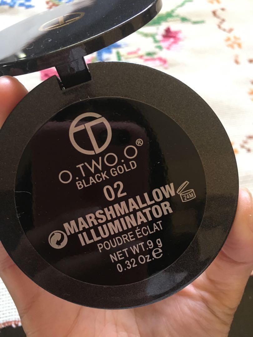 O two o highlighter
