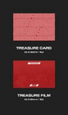 [PRE ORDER] ATEEZ 1st FULL ALBUM- TREASURE EP FIN: ALL TO ACTION