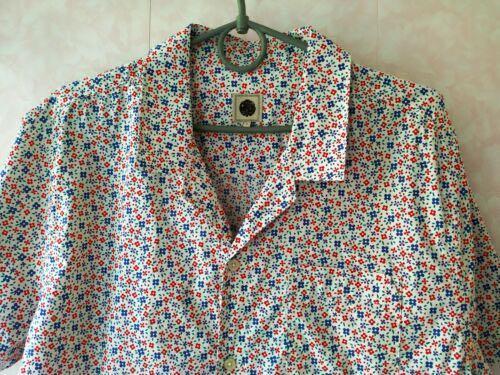 Pretty Green by Liam Gallagher Short Sleeve Shirt