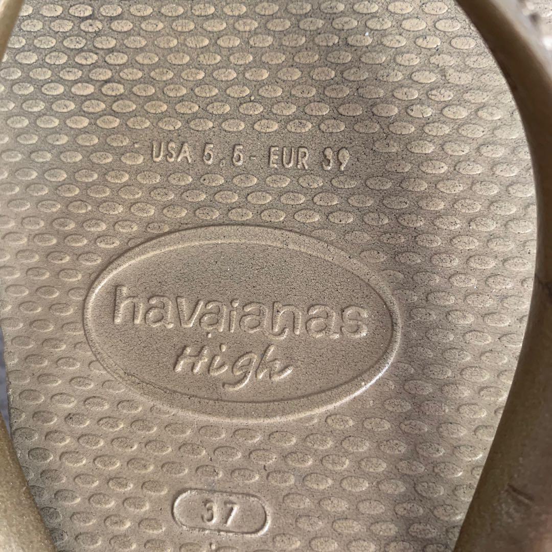 Sandal havaianas (37-38)