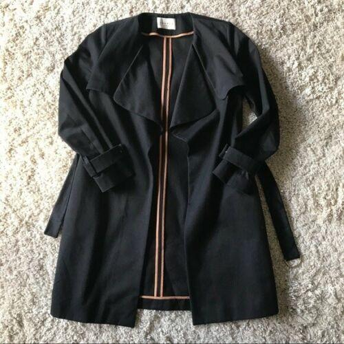 SANDRO PARIS Cotton Trench Coat Size 36