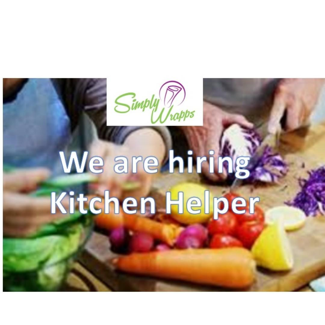 SIMPLY WRAPPS ** KITCHEN HELPERS **