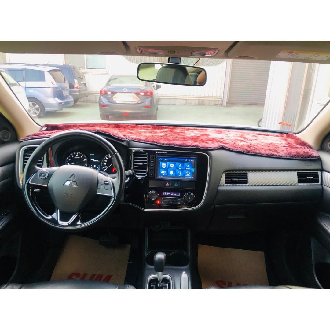 【SUM尼克汽車】2017 Mitsubishin Outlander 2.4L