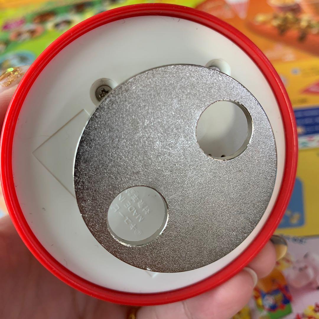 TARAKO KEWPIE 鱈魚子丘比造型音樂盒 邱比丘比特 日本限定旋轉音樂盒禮物