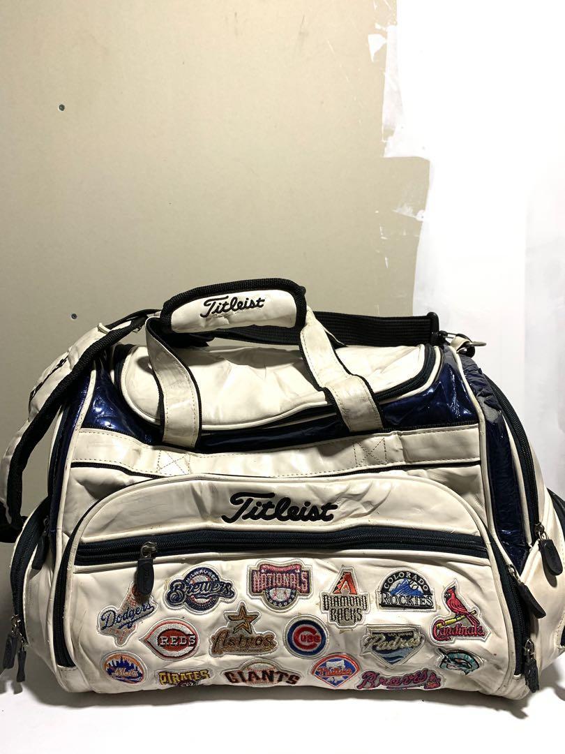 Titleist MLB logo bag