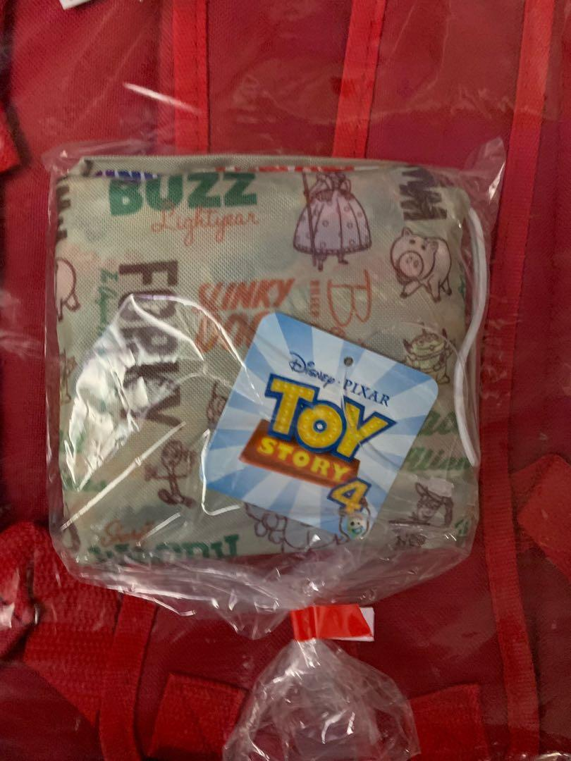 全新toy環保袋,日本直送,可買可換,每個$60