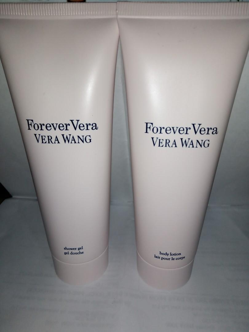Vera Wang - forever Vera shower gel and body lotion 75ml