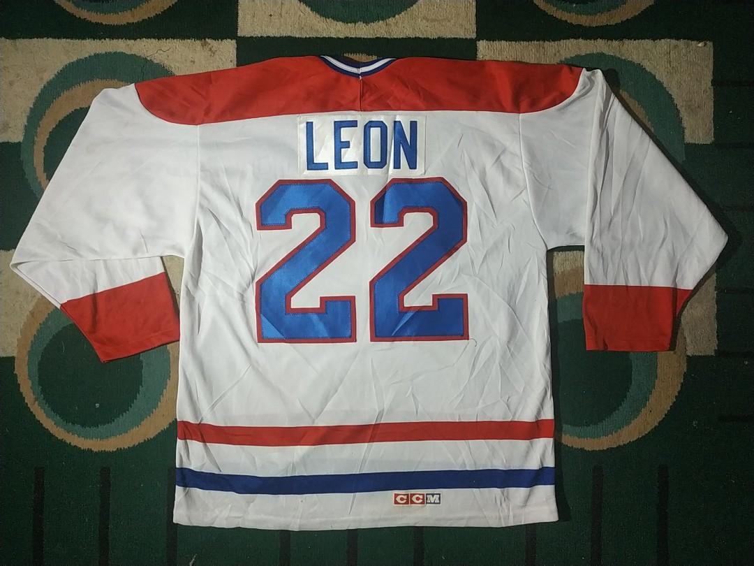 Vintage Canadiens NHL Hockey Jersey no Starter Nfl Adidas