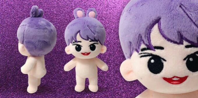 [WTS] #FREEPOST NCT NCT127 DOYOUNG 20CM DOLL PLUSH