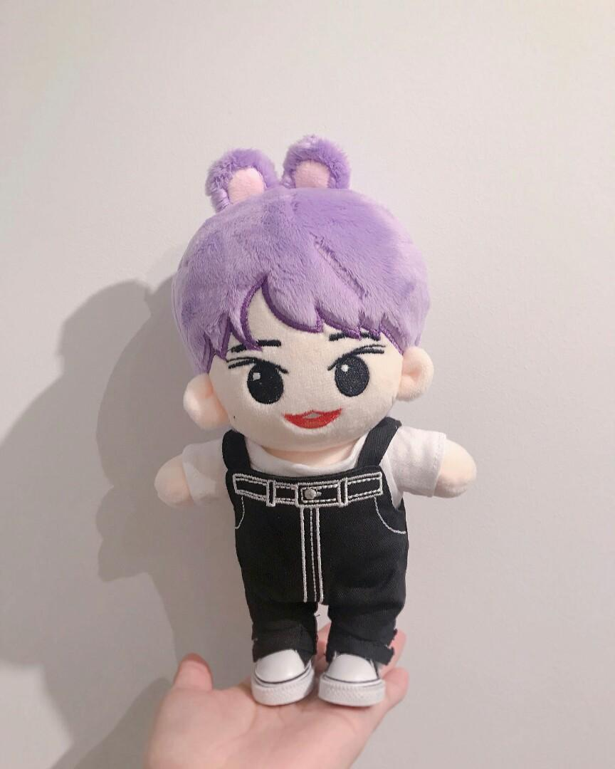 [WTS] #REDUCED NCT NCT127 DOYOUNG 20CM DOLL PLUSH