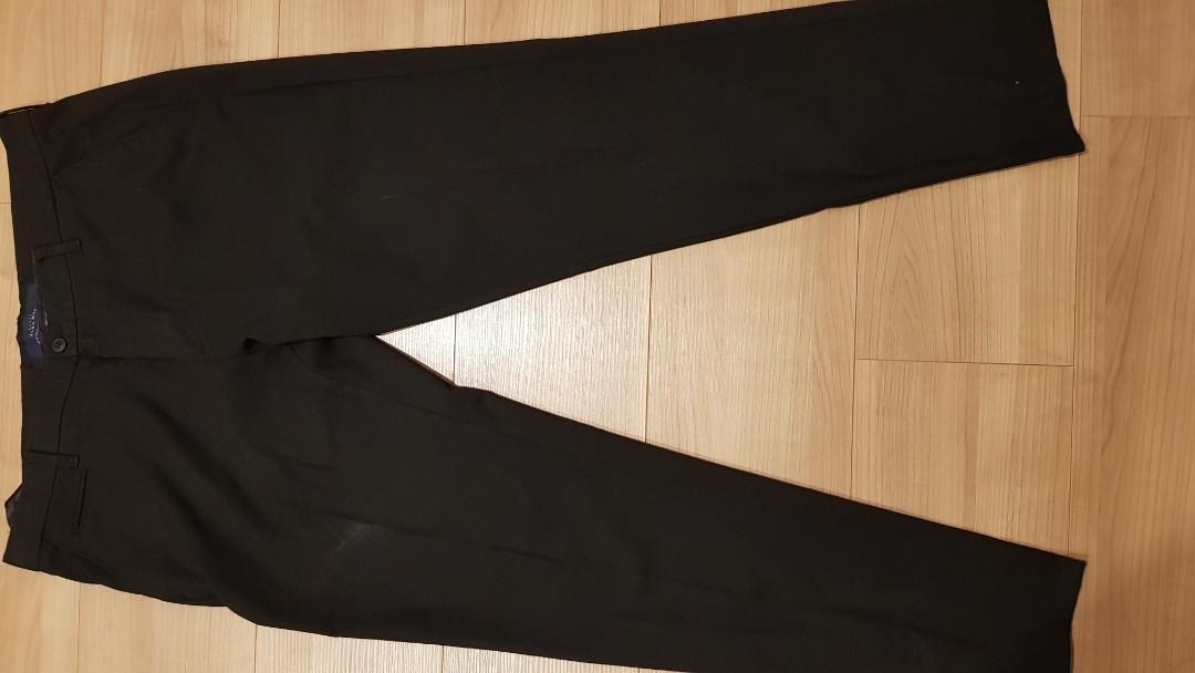 Zara men's black pants