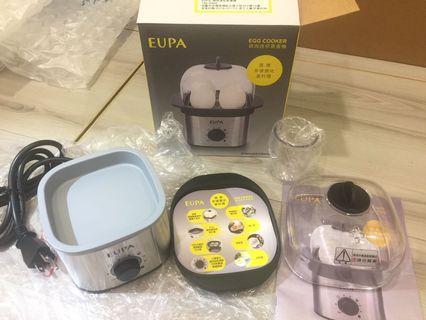 全新-EUPA-時尚迷你蒸蛋機