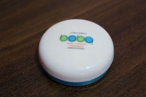 Shiseido Baby Powder (Pressed) (Medicated)