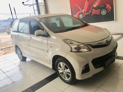 Toyota Avanza Veloz matic 2013 tdp12jt