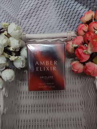 Amber Elixer EDP By Oriflame