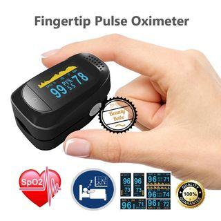 High Quality Finger Pulse Rate Oximeter
