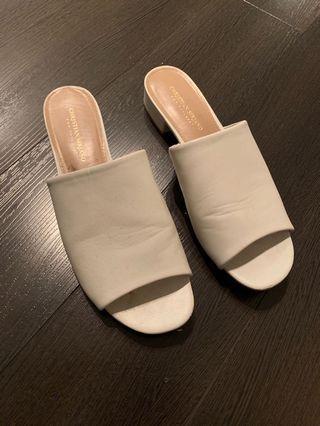 Women slide sandals (size 11)