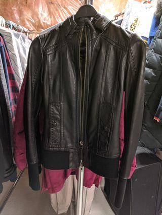 Mackage by aritzia leather jacket