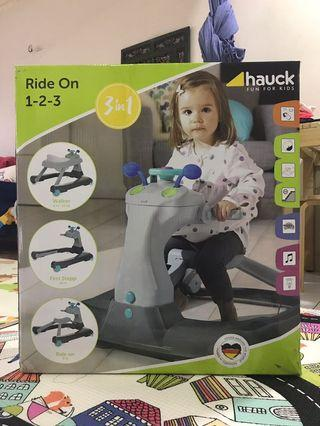 Baby Ride On 1-2-3