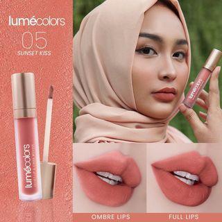 Lipmousse Sunset Kiss Lumecolors