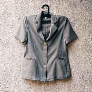 Korean Semi Blazer