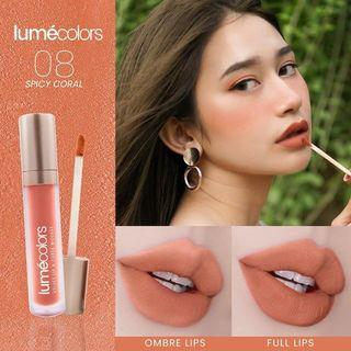 Lipmousse Spicy Coral Lumecolors
