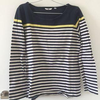 Uniqlo Stripes Shirt