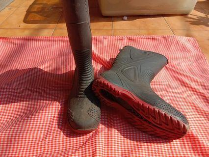 AP Boots/Sepatu karet No.39