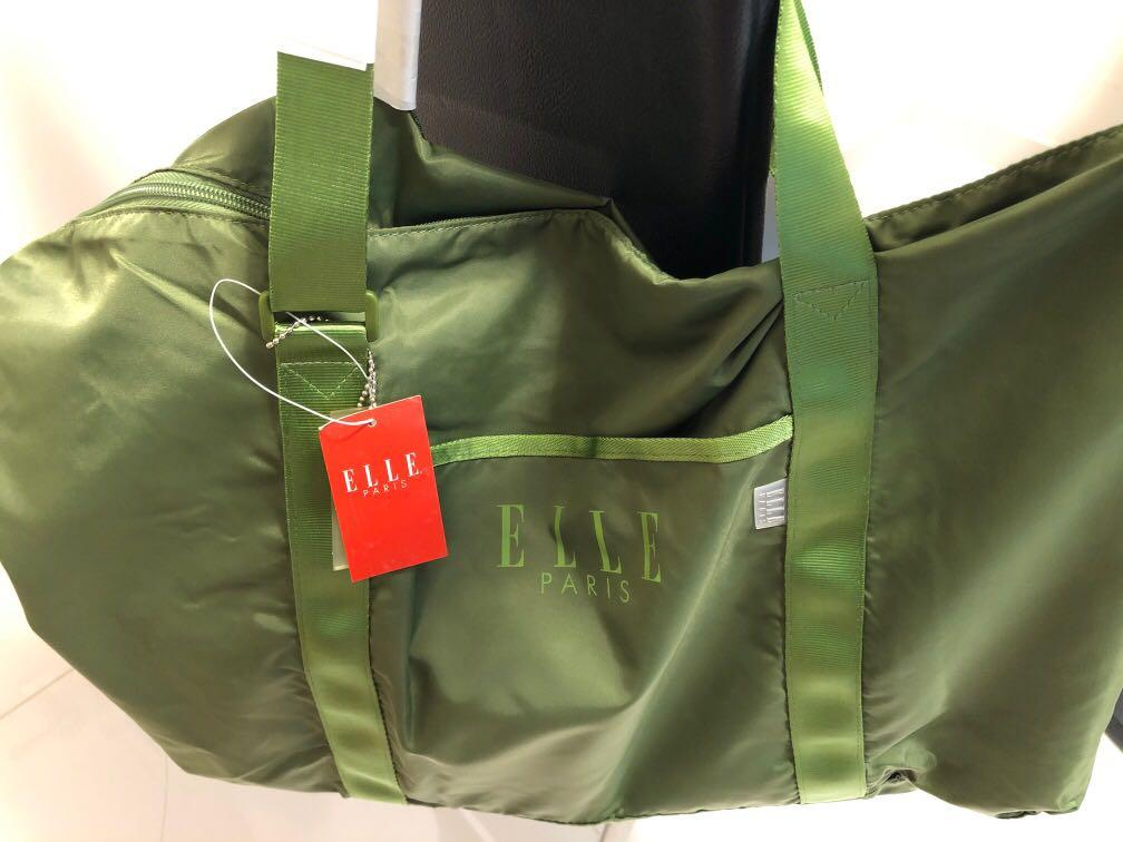 Elle Paris travel bag