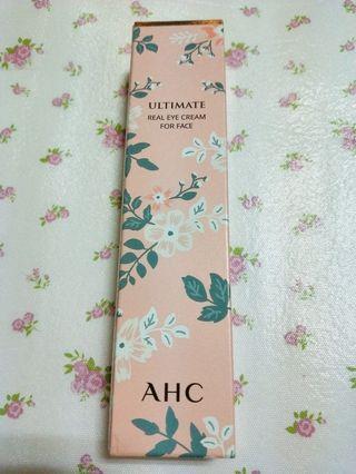 AHC 第六代全效超保濕眼霜 春季聯名花卉款