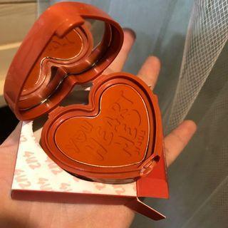 4U2 愛心腮紅 泰國銷售第一