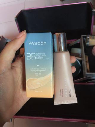 BB Cream Wardah dan Instaperfecr PRIMER
