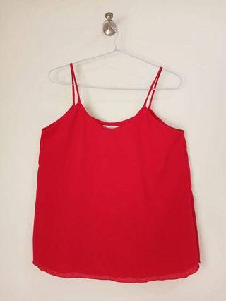 "Tank Top Bubble ""Red"""