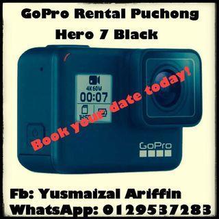 Gopro Rental / Sewa Puchong