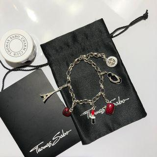 Thomas Sabo Limited Edition Charms and Bracelet