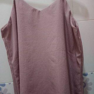"Tank Top Bubble ""Taupe"""