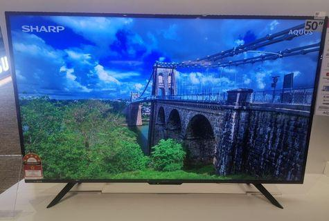 SHARP 4K EASY SMART TV