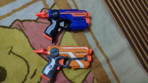 Nerf Firestrike with laser (perunit)