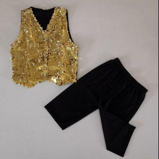 Boy's (5 to 6 years old) Dancing Costume