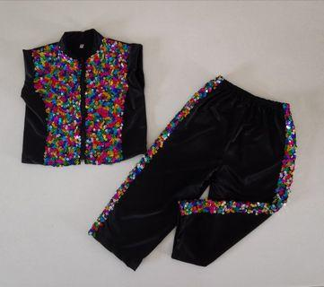Boy's (4 to 5 years old) Dancing Costume